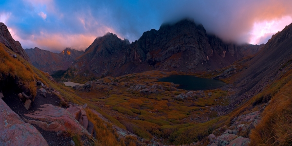 Climbing Crestone Needle in Autumn and a Fall Colors Photography Expedition